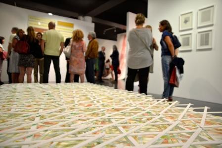 """Exposição""""Do barroco para o barroco - está a arte contemporânea"""", Santiago de Compostela (Casa da Parra), XVII Bienal Internacional de Arte de Cerveira (2013)"""