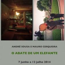 """Exposição """"O abate de um elefante"""" República das Artes"""