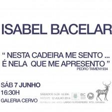 Exposição Galeria Cervo de Isabel Bacelar