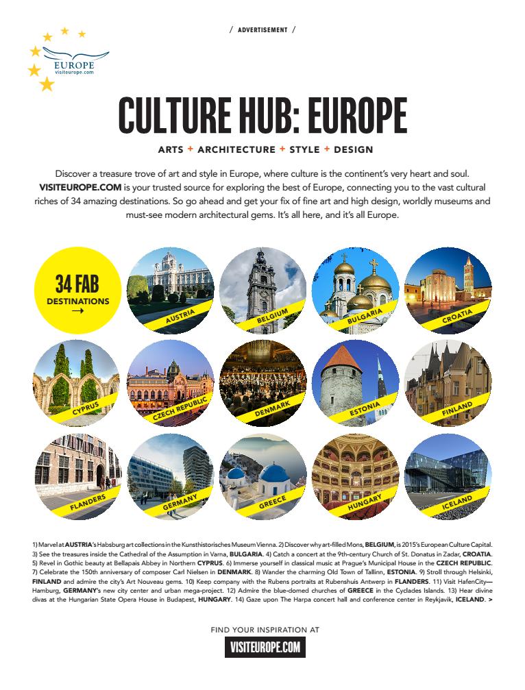 portugal bienal de cerveira publicidade travel and leisure 1