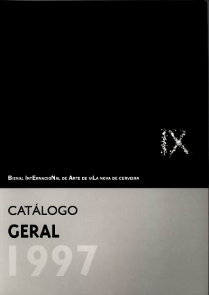 Catálogo Bienal IX