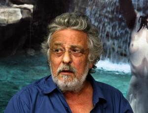 Henrique Silva artista homenageado