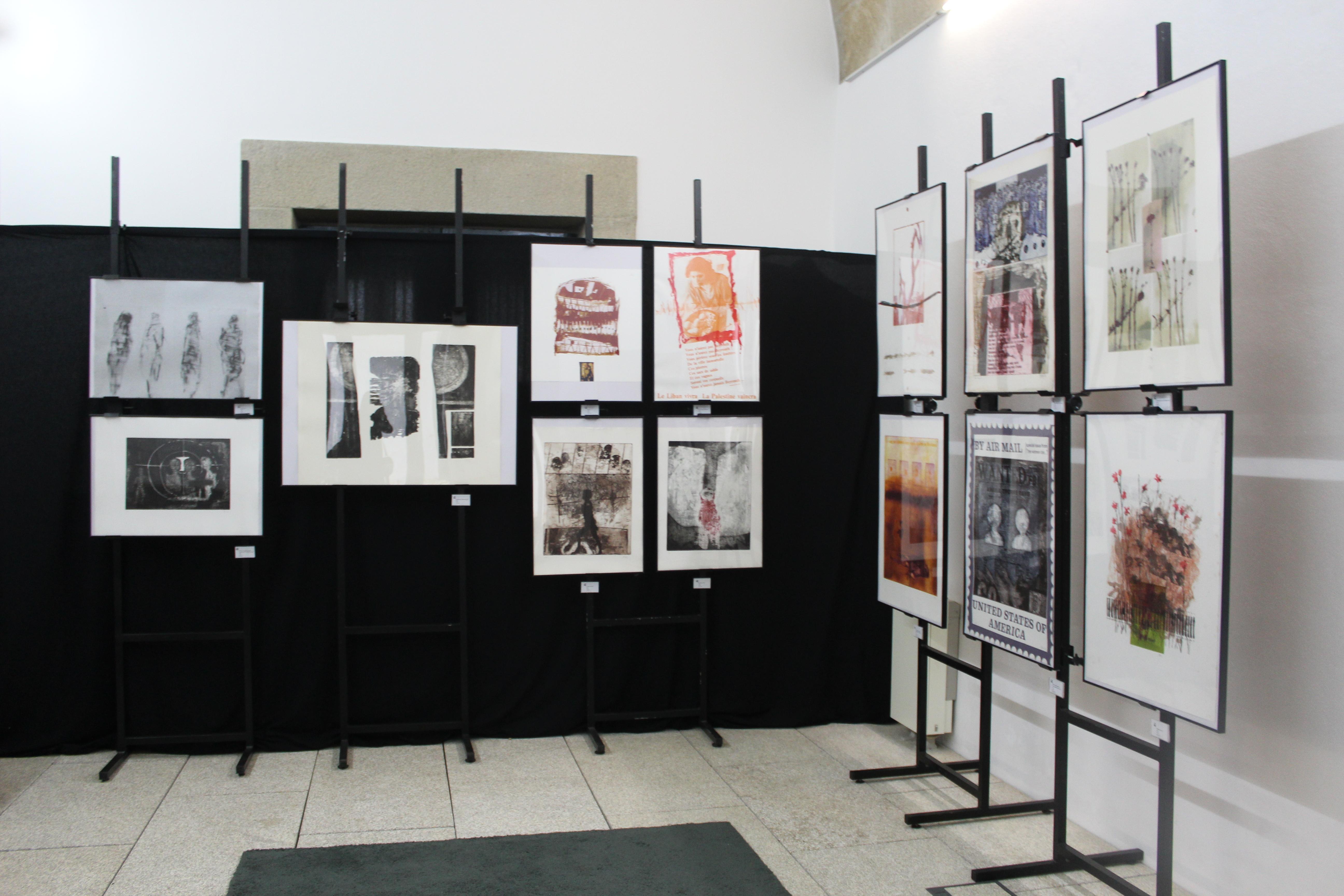 Inauguração Exposição Dacos Valença, 6 novembro