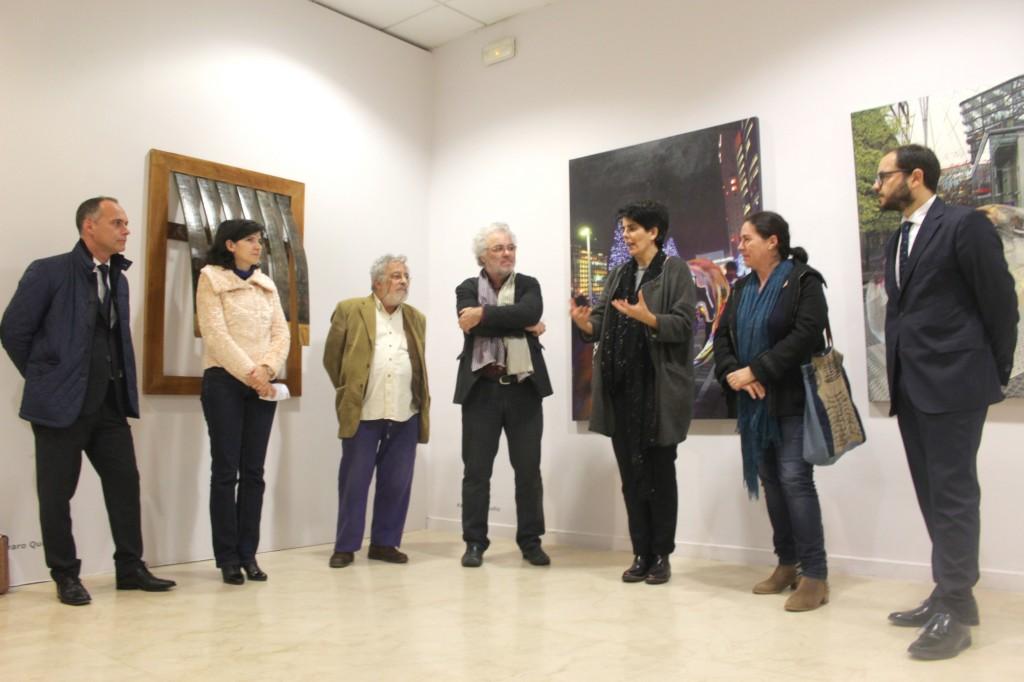 Inauguração XVIII Bienal de Cerveira Uma Seleção, 26 novembro 2015 (2)