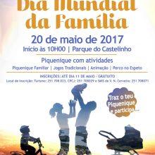 Dia Internacional da Família celebrado com piquenique e atividades partilhadas