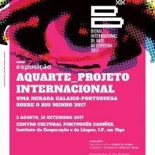Vigo acolhe exposição da Bienal de Cerveira a partir de quarta-feira
