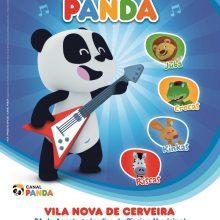 Festa com a Banda do Panda em Vila Nova de Cerveira | 26 agosto