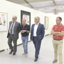 Visita de Fernando Freire de Sousa, presidente da Comissão de Coordenação e Desenvolvimento Regional do Norte (CCDR-N), 2017