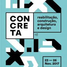 FBAC vai marcar presença na Feira Concreta | 23 a 26 de novembro