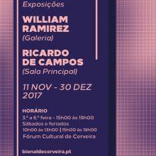 FBAC inaugura exposições de jovens artistas | Inauguração sábado, 11 novembro, 16h00