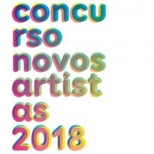 """Concurso """"Novos Artistas 2018""""   Candidaturas abertas até 17 de dezembro!"""