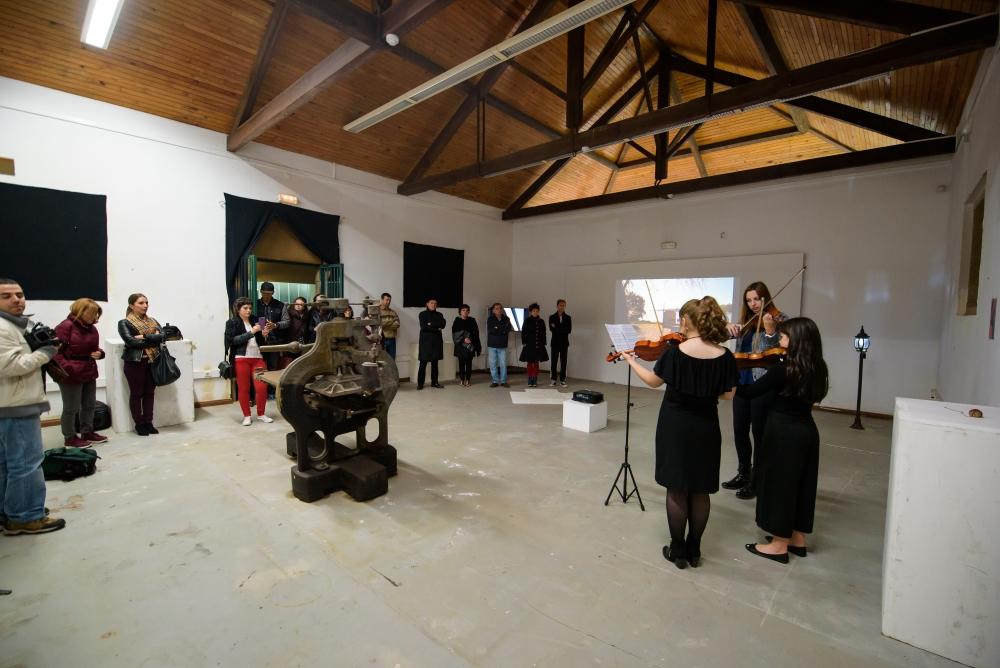 Apresentação pública Residências artísticas 2017