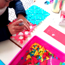 FBAC promove LAC – Laboratório de Aprendizagem Criativa no Mercado Natalício