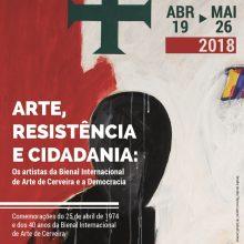 Assembleia da República comemora o 25 de abril com exposição da Coleção do Museu Bienal de Cerveira