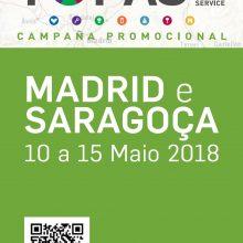Fundação Bienal de Arte de Cerveira associa-se à Campanha Promocional da Turismo Porto e Norte de Portugal em Madrid e Saragoça