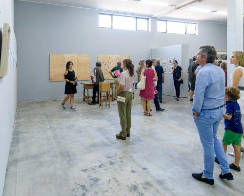 ORY VNC, XIX Bienal Internacional de Arte de Cerveira, 2017