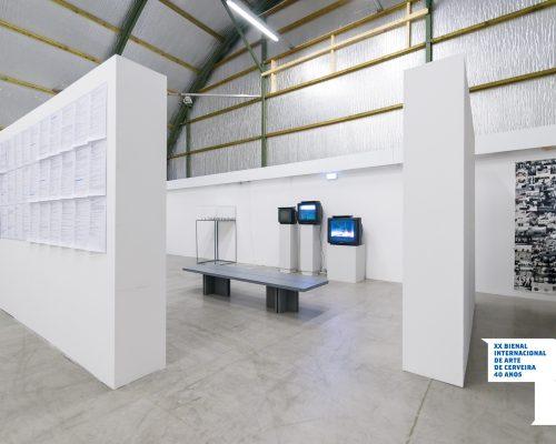 Associação Projeto N.D.C, XX Bienal Internacional de Arte de Cerveira