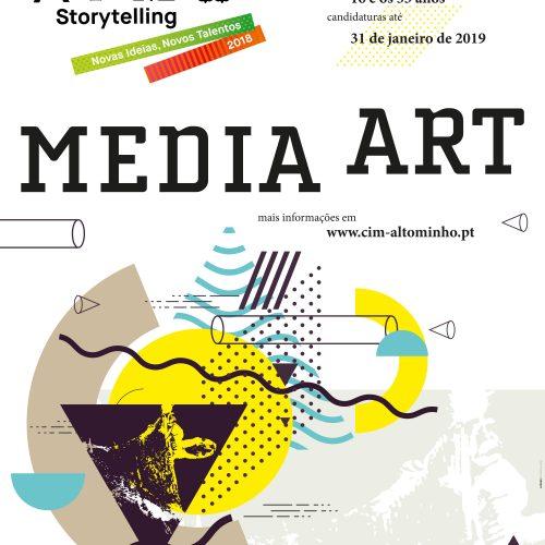 Prémio Alto Minho Storytelling – Novas Ideias, Novos Talentos, 2019