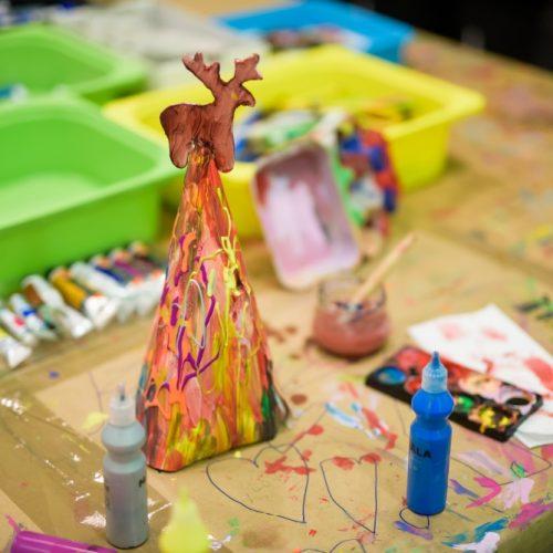 Férias Criativas no Museu Natal 2018