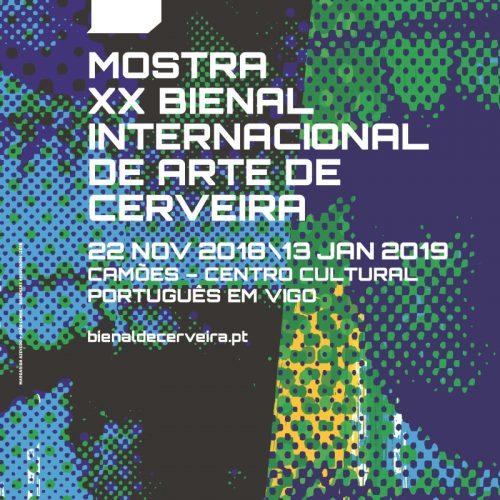 Mostra da XX Bienal Internacional de Arte de Cerveira, 2018