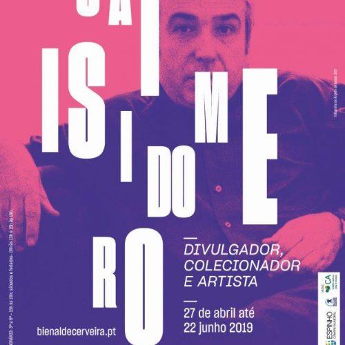 """Exposição """"Jaime Isidoro: divulgador, colecionador e artista"""""""