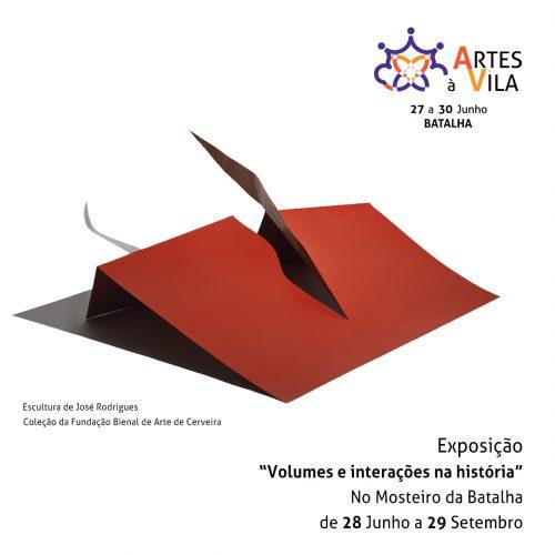 Festival Arte à Vila, Mosteiro da Batalha, 2019
