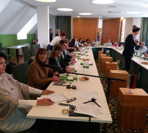 Visita da Fundação Bienal de Arte de Cerveira à Eslovénia, 2019