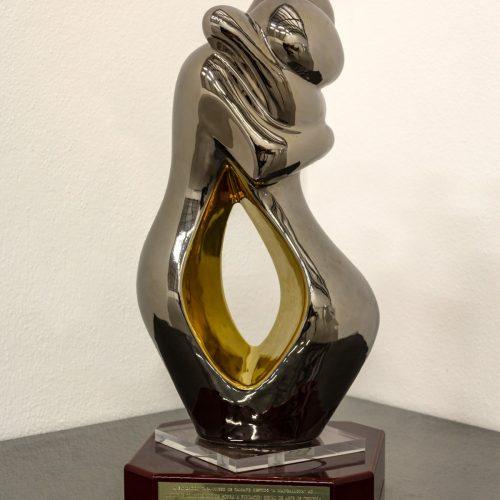 """FBAC distinguido como membro de Honra pela Fundación Casa-Museo de Camaño Xestido """"A Mangallona"""", 2019"""