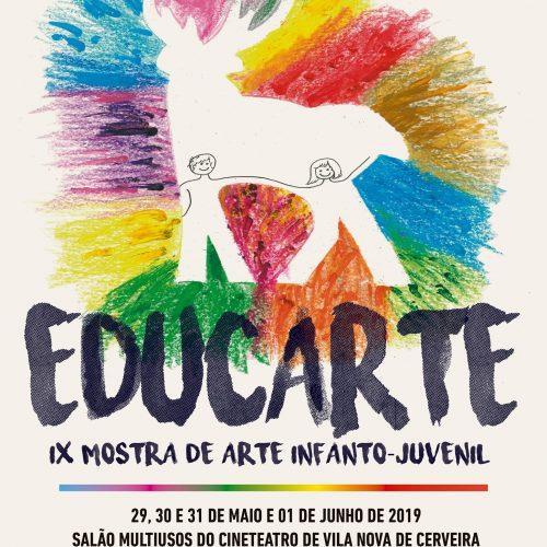 IX Educarte, 2019