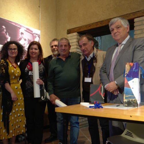 """Inauguração exposição """"Territórios Imaginados"""" San Sperate, 2019"""