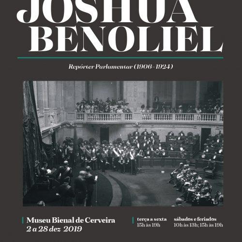 """Exposição """"Joshua Benoliel. Repórter Parlamentar 1906-1924"""", 2019"""
