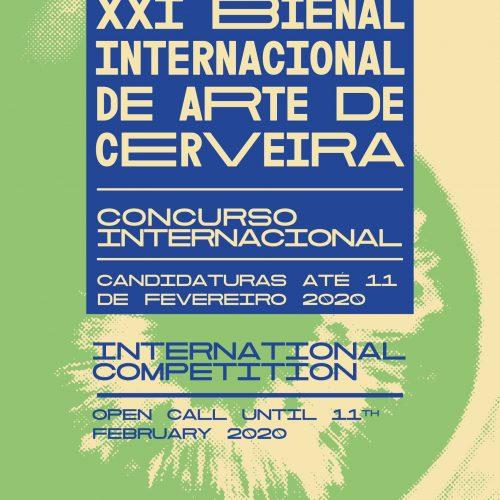 Concurso Internacional XX Bienal Internacional de Arte de Cerveira, 2019