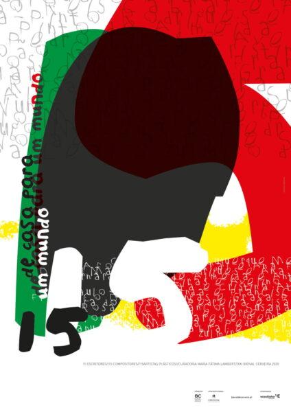 """Cartaz Nuno Sá-Coutinho projeto """"De casa para um mundo..."""""""