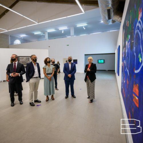 Visita guiada XXI Bienal Internacional de Arte de Cerveira