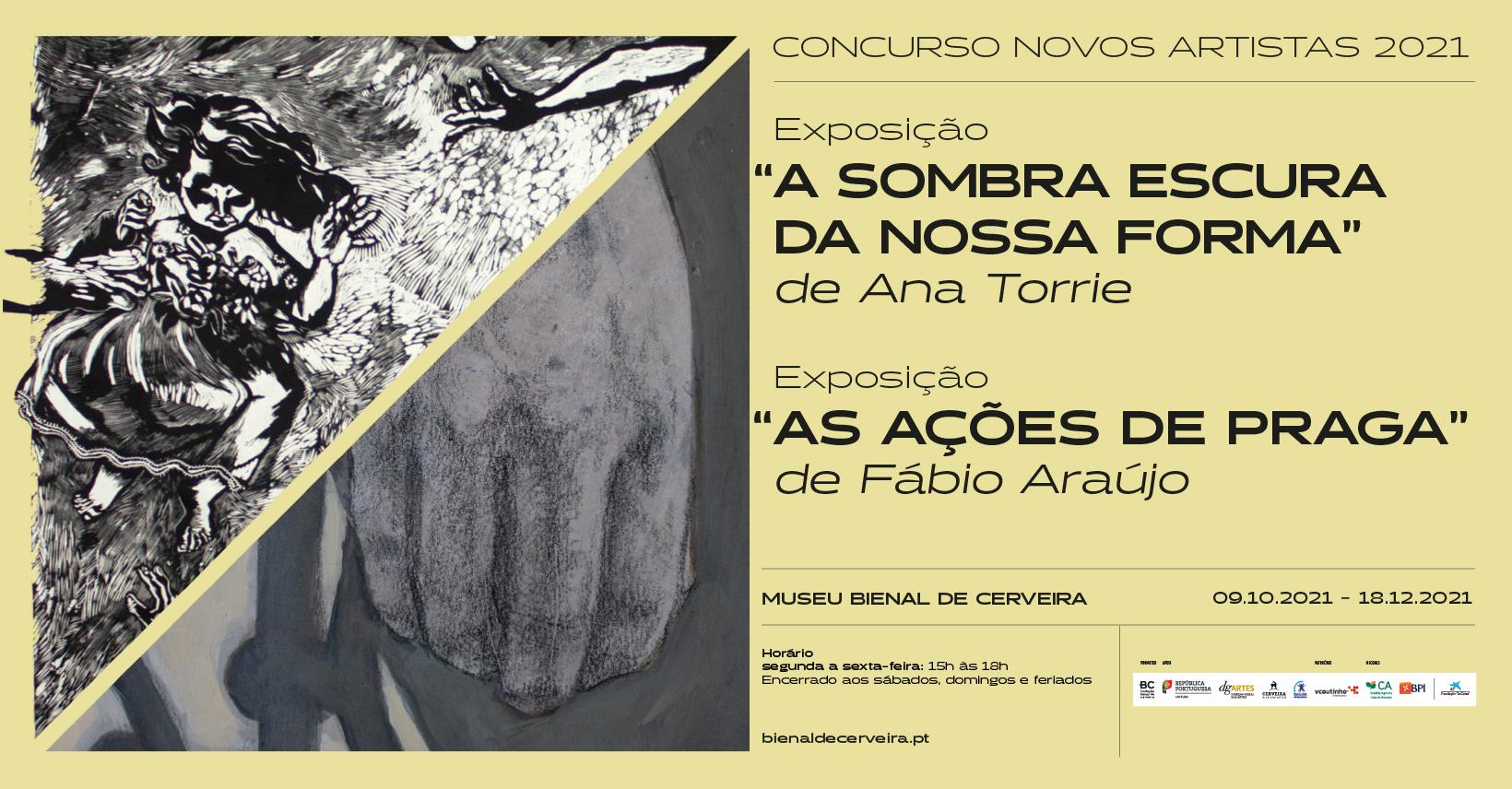 Concurso Novos Artistas Fundação Bienal de Arte de Cerveira